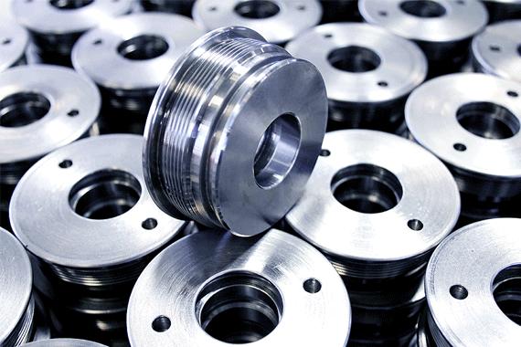تولید قطعات فلزی