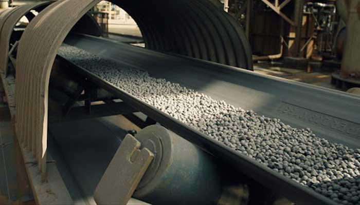 تولید آهن و فولاد